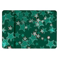 Star Seamless Tile Background Abstract Samsung Galaxy Tab 8 9  P7300 Flip Case