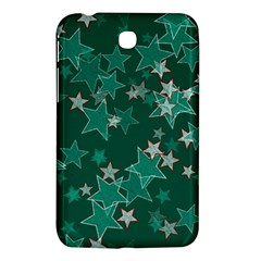 Star Seamless Tile Background Abstract Samsung Galaxy Tab 3 (7 ) P3200 Hardshell Case