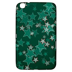 Star Seamless Tile Background Abstract Samsung Galaxy Tab 3 (8 ) T3100 Hardshell Case