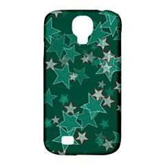 Star Seamless Tile Background Abstract Samsung Galaxy S4 Classic Hardshell Case (pc+silicone)