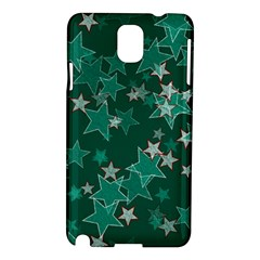 Star Seamless Tile Background Abstract Samsung Galaxy Note 3 N9005 Hardshell Case