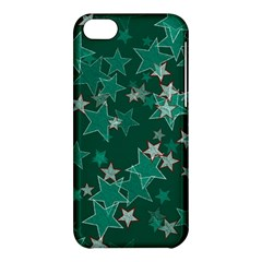 Star Seamless Tile Background Abstract Apple Iphone 5c Hardshell Case