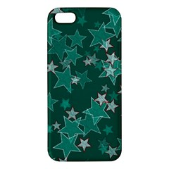 Star Seamless Tile Background Abstract Iphone 5s/ Se Premium Hardshell Case