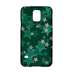 Star Seamless Tile Background Abstract Samsung Galaxy S5 Hardshell Case