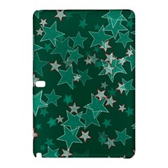 Star Seamless Tile Background Abstract Samsung Galaxy Tab Pro 10 1 Hardshell Case