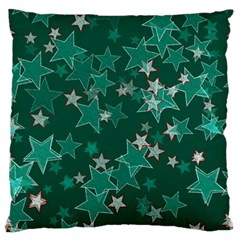 Star Seamless Tile Background Abstract Standard Flano Cushion Case (two Sides)