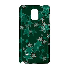 Star Seamless Tile Background Abstract Samsung Galaxy Note 4 Hardshell Case