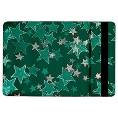 Star Seamless Tile Background Abstract Ipad Air 2 Flip
