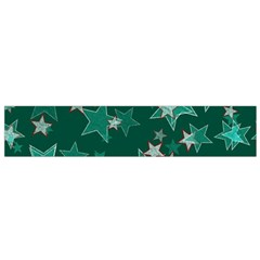 Star Seamless Tile Background Abstract Flano Scarf (small)