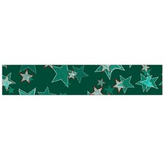 Star Seamless Tile Background Abstract Flano Scarf (large)
