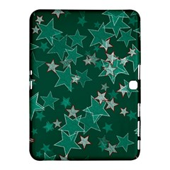 Star Seamless Tile Background Abstract Samsung Galaxy Tab 4 (10 1 ) Hardshell Case