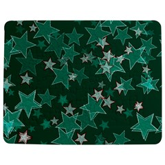 Star Seamless Tile Background Abstract Jigsaw Puzzle Photo Stand (Rectangular)