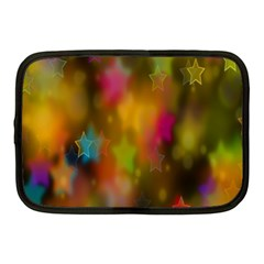 Star Background Texture Pattern Netbook Case (medium)