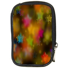 Star Background Texture Pattern Compact Camera Cases