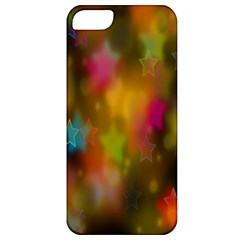Star Background Texture Pattern Apple Iphone 5 Classic Hardshell Case