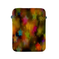 Star Background Texture Pattern Apple Ipad 2/3/4 Protective Soft Cases