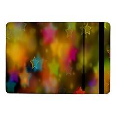 Star Background Texture Pattern Samsung Galaxy Tab Pro 10 1  Flip Case