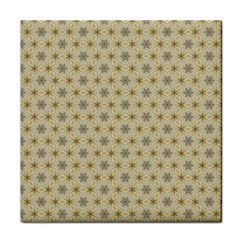 Star Basket Pattern Basket Pattern Tile Coasters