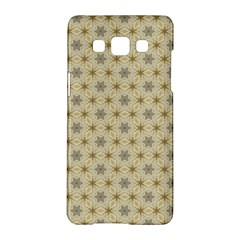 Star Basket Pattern Basket Pattern Samsung Galaxy A5 Hardshell Case