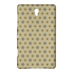 Star Basket Pattern Basket Pattern Samsung Galaxy Tab S (8 4 ) Hardshell Case