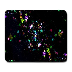 Star Structure Many Repetition Large Mousepads