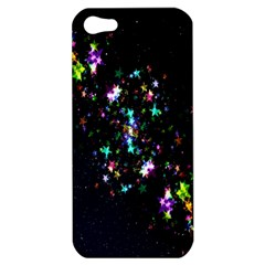 Star Structure Many Repetition Apple Iphone 5 Hardshell Case