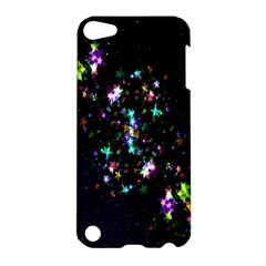 Star Structure Many Repetition Apple Ipod Touch 5 Hardshell Case