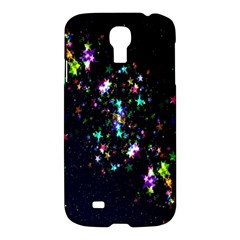 Star Structure Many Repetition Samsung Galaxy S4 I9500/i9505 Hardshell Case