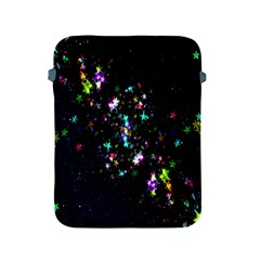 Star Structure Many Repetition Apple Ipad 2/3/4 Protective Soft Cases