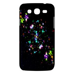 Star Structure Many Repetition Samsung Galaxy Mega 5 8 I9152 Hardshell Case