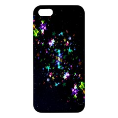 Star Structure Many Repetition Iphone 5s/ Se Premium Hardshell Case