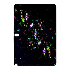 Star Structure Many Repetition Samsung Galaxy Tab Pro 12 2 Hardshell Case