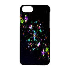 Star Structure Many Repetition Apple Iphone 7 Hardshell Case