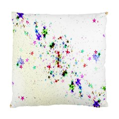 Star Structure Many Repetition Standard Cushion Case (two Sides)
