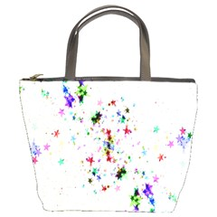 Star Structure Many Repetition Bucket Bags