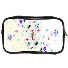 Star Structure Many Repetition Toiletries Bags