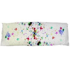 Star Structure Many Repetition Body Pillow Case Dakimakura (two Sides)