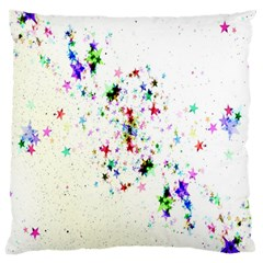 Star Structure Many Repetition Large Cushion Case (one Side)