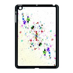 Star Structure Many Repetition Apple Ipad Mini Case (black)