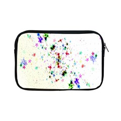 Star Structure Many Repetition Apple Ipad Mini Zipper Cases