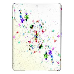 Star Structure Many Repetition Ipad Air Hardshell Cases