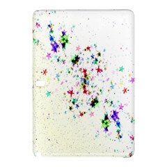 Star Structure Many Repetition Samsung Galaxy Tab Pro 10 1 Hardshell Case