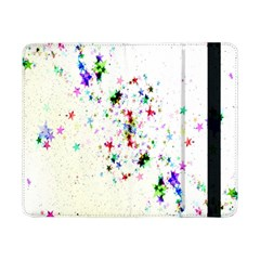 Star Structure Many Repetition Samsung Galaxy Tab Pro 8 4  Flip Case