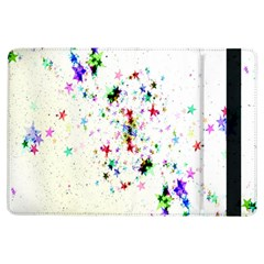 Star Structure Many Repetition Ipad Air Flip