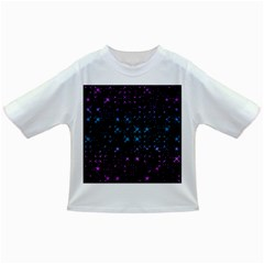 Stars Pattern Seamless Design Infant/toddler T Shirts