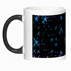 Stars Pattern Seamless Design Morph Mugs