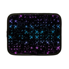 Stars Pattern Seamless Design Netbook Case (small)