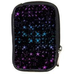 Stars Pattern Seamless Design Compact Camera Cases