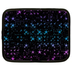 Stars Pattern Seamless Design Netbook Case (xxl)