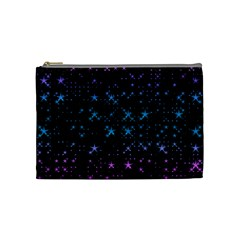 Stars Pattern Seamless Design Cosmetic Bag (medium)